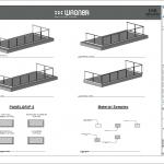 Wagner Glass Railing - PanelGrip BIM Drawings